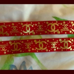Chanel ribbon